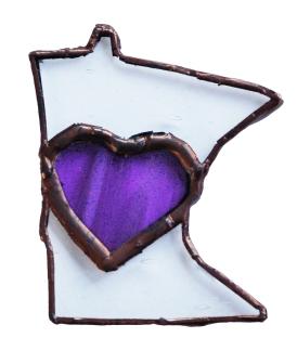 // purple love