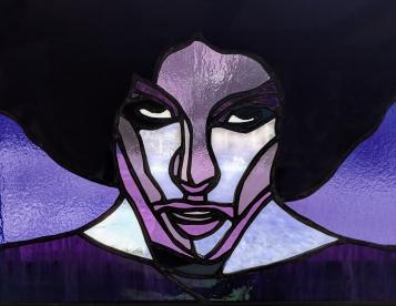 // Prince custom portrait 2019