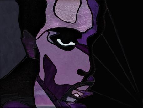 // Prince custom portrait 2020