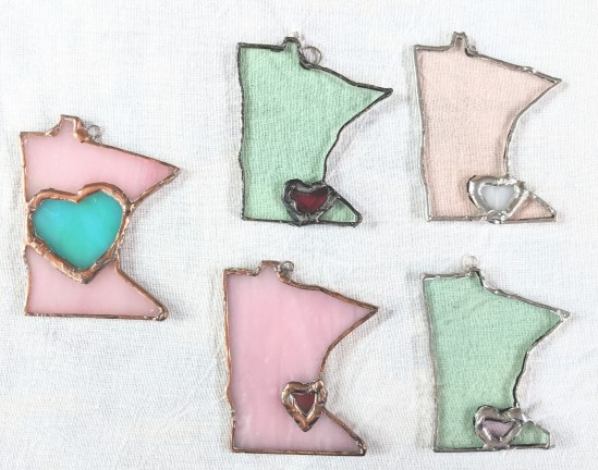 // pastel MN collection