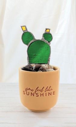 // you feel like sunshine!
